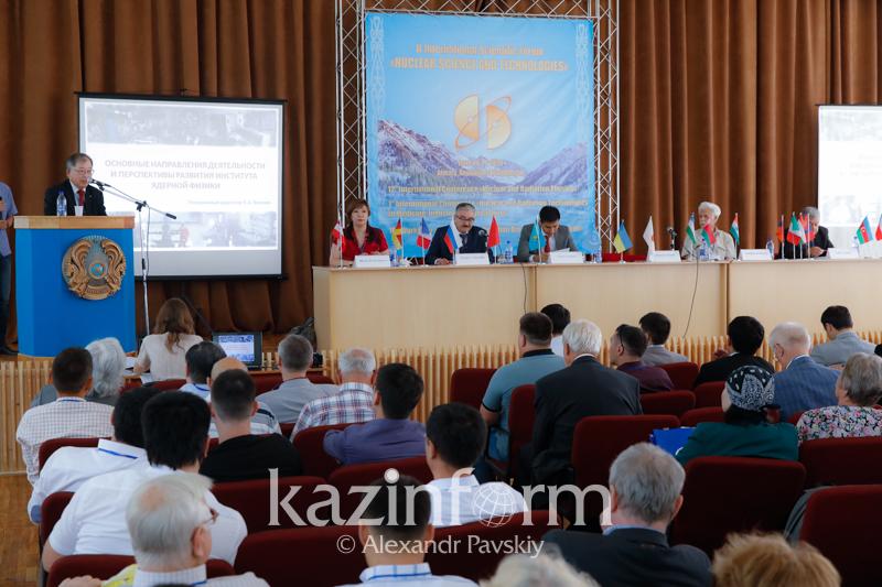 Алматыда ядролық технологияларға арналған халықаралық форум  өтіп жатыр
