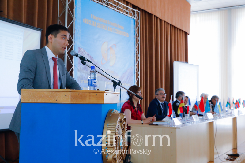 Scientists of 17 countries partaking in Nuclear Science and Technology Forum in Almaty