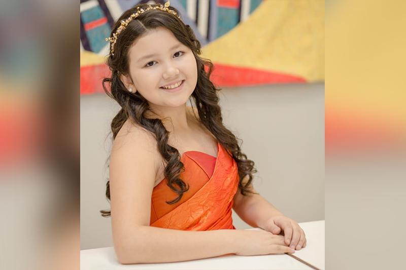 Алматинская школьница выиграла престижный международный музыкальный конкурс