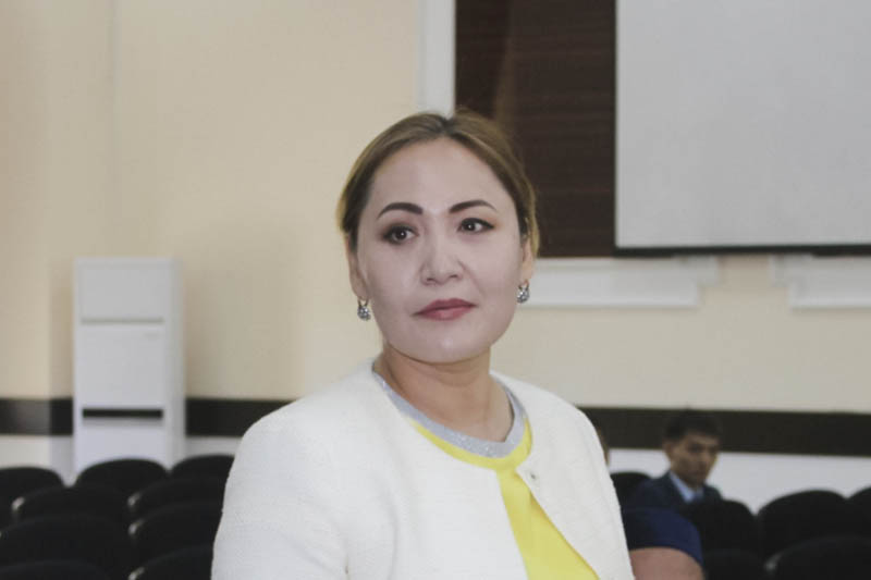 Айгүл Қапбарова Сенат депутаты атанды
