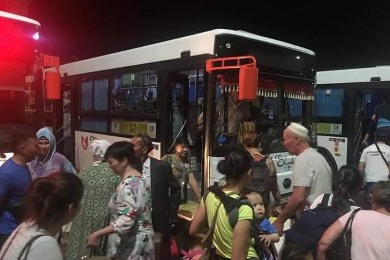 Арыс тұрғындарын 100 автобус тасымалдауда