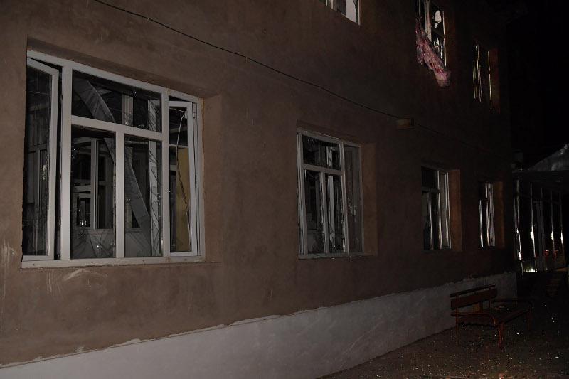 80-90% зданий в Арыси имеют повреждения различной степени - МВД РК