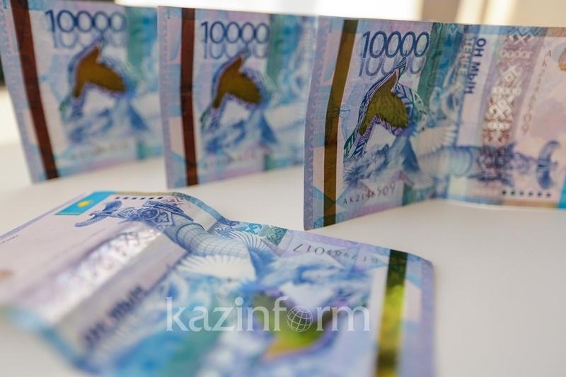 Сотрудники Фонда Первого Президента РК перечислили однодневную зарплату в помощь арысцам