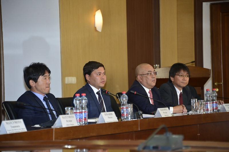 Японские инвесторы выразили желание оказать помощь пострадавшим в Арыси