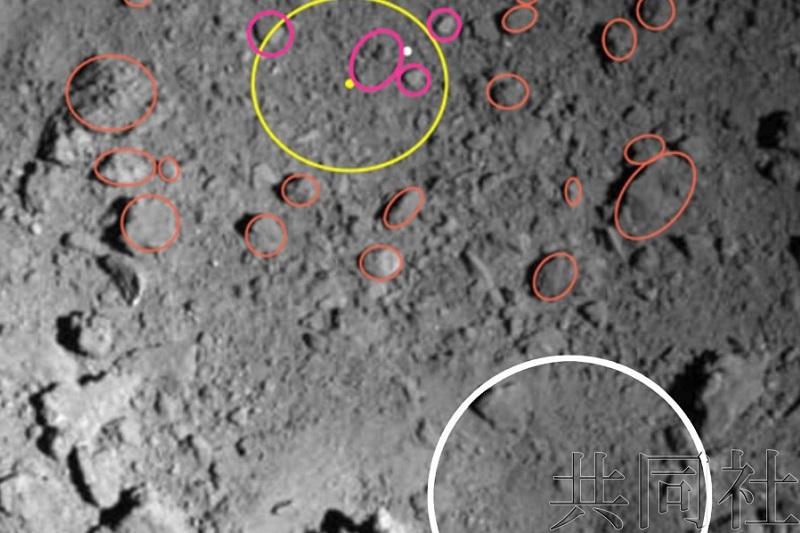 """""""隼鸟2号""""宇宙探测器于7月11日第二次着陆小行星""""龙宫"""""""