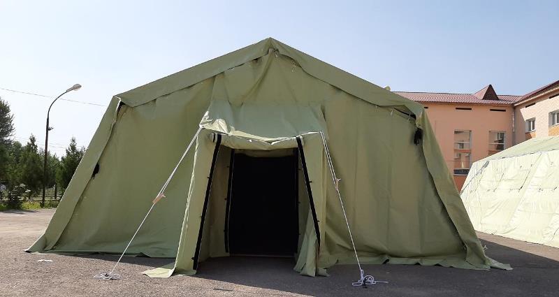 Түркістан: Эвакуациялық орталықтардағы тұрғындарға жағдай жасалды