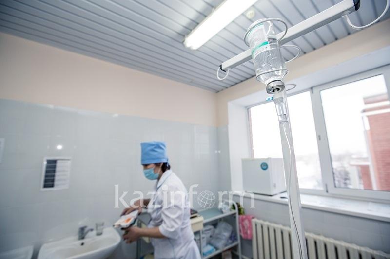 Алматылық  дәрігерлер Арыс тұрғындарына көмектесуге дайын