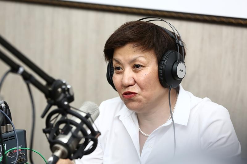 В Атырау открылась новая радиостудия и запущен новый радиопередатчик