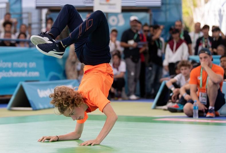 Брейк-данс пен серфинг Париждегі Олимпиада ойындарының бағдарламасына енді