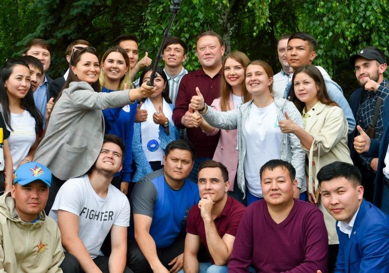 سولتۇستىك قازاقستان جاستار كاسىپكەرلىگىن دامىتۋعا 200 ميلليون تەڭگە بولەدى