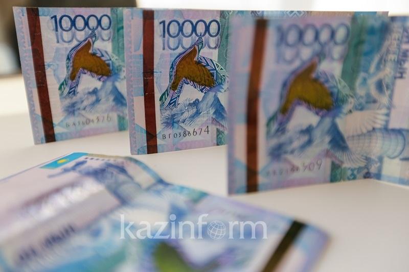 2,2 трлн тенге находилось в наличном обращении в Казахстане в мае