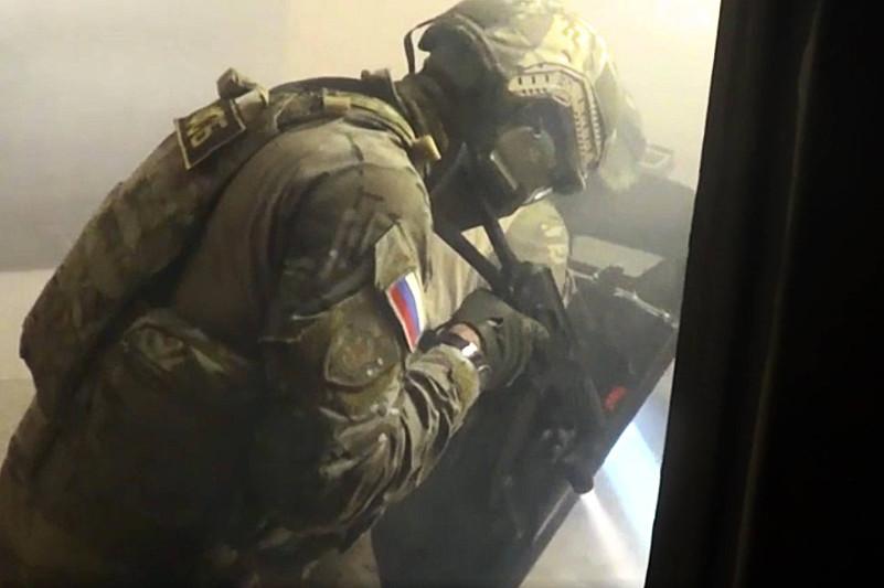 В Саратове предотвратили теракт в людном месте