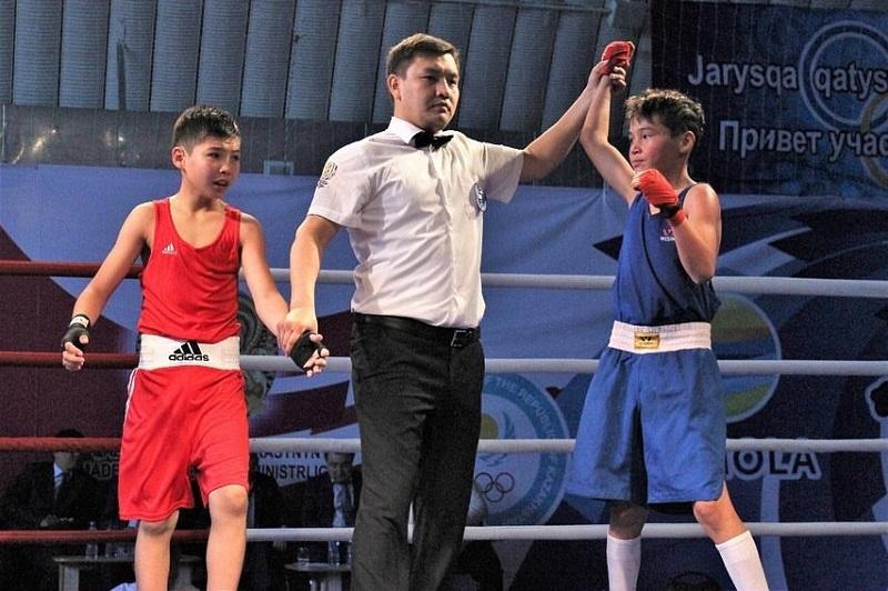 Молодые казахстанские боксеры завоевали три «золота» на турнире в Грузии