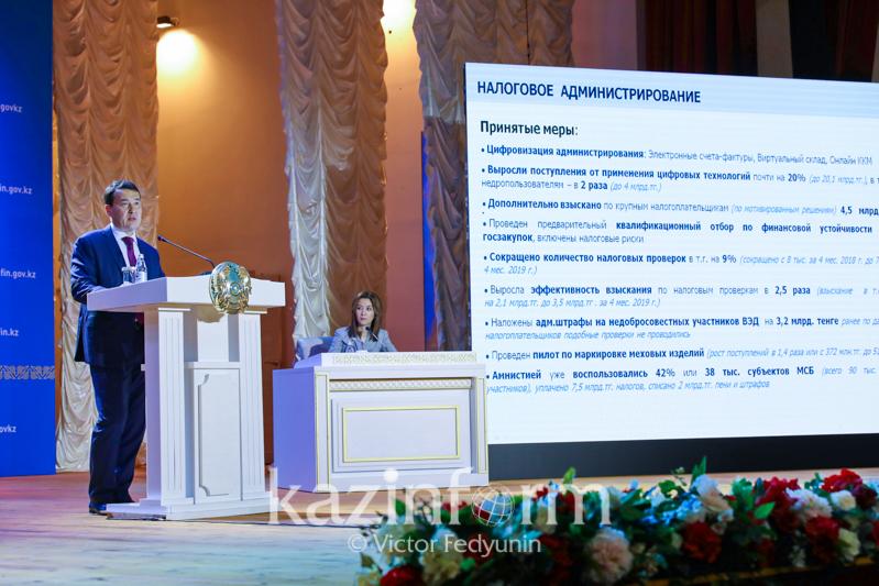 Алихан Смаилов: 1,2 млрд долларов направят на строительство Астана LRT
