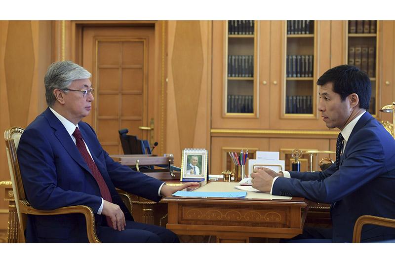 Мемлекет басшысы Батыс Қазақстан облысының әкіміне бірқатар нақты тапсырма берді