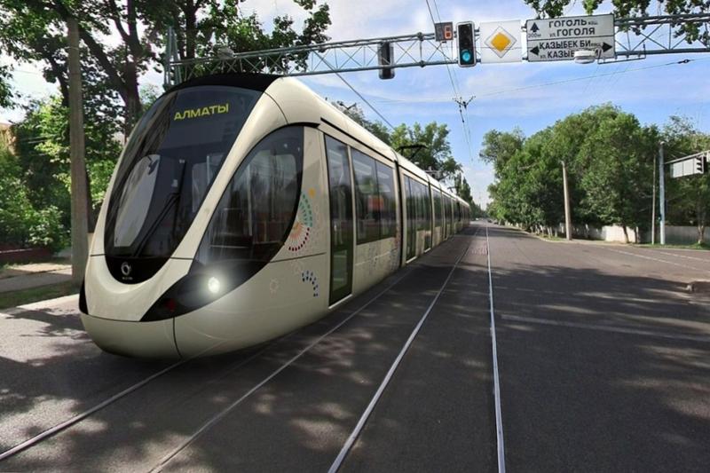 Алматыда LRT 2023 жылы іске қосылады