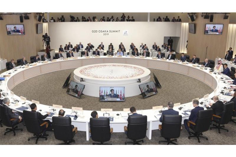G20大阪峰会关注贸易保护主义问题