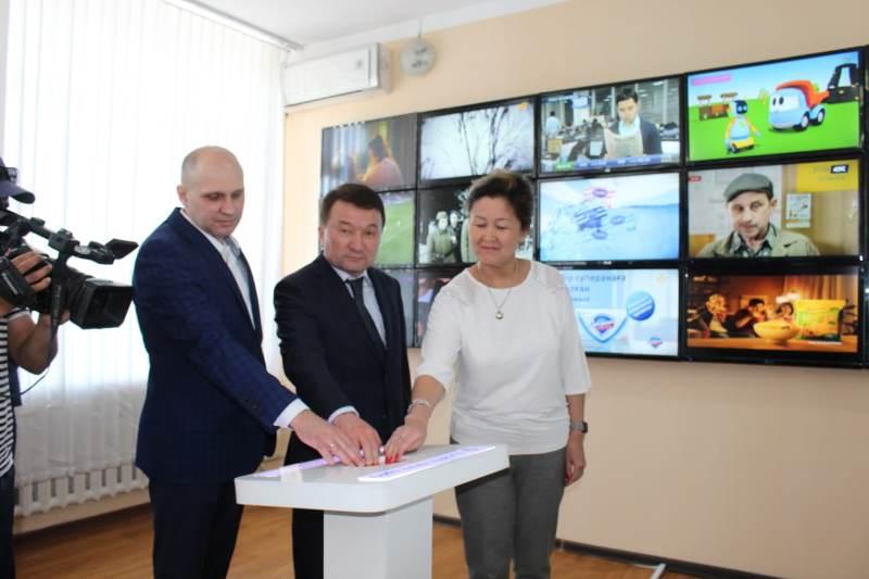 Алматы облысы толықтай цифрлық телерадиохабар таратуға көшті