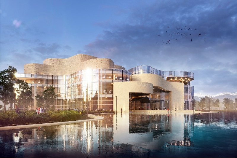 В Алматы построят театр балета и конгресс-центр