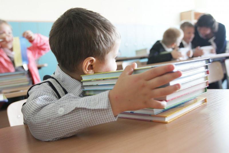 В текущем году надо дозакупать учебники для первых и вторых классов - глава МОН
