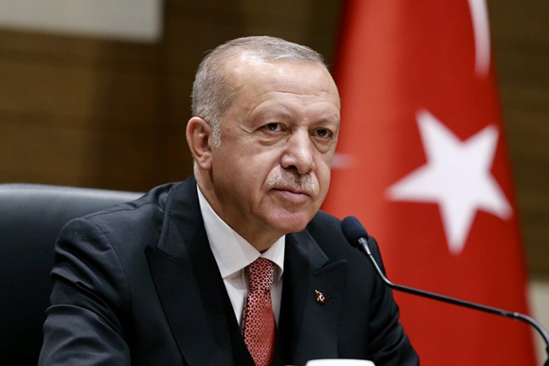 President of Turkey offers condolences over Arys tragedy
