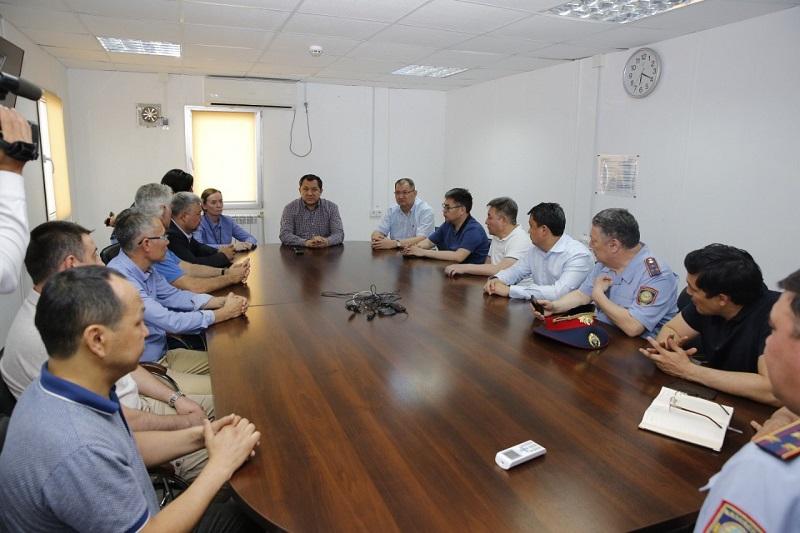 Нурлан Ногаев - руководству ТШО: Условия труда должны быть равными для всех