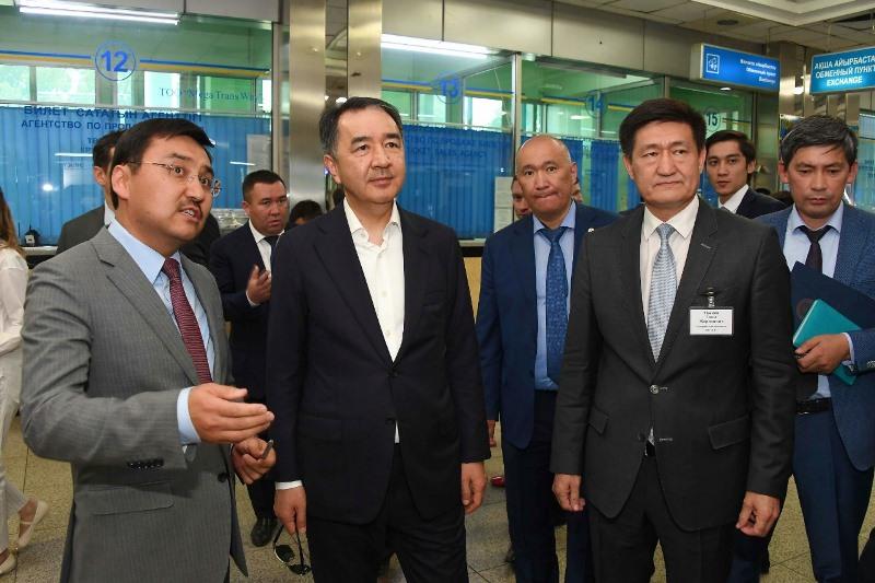 Бакытжан Сагинтаев поручил благоустроить микрорайон «Жас канат» в Алматы