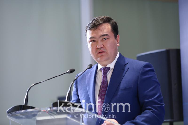 Женис Касымбек: Более 100 проектов реализуются в Казахстане по «Новому шелковому пути»