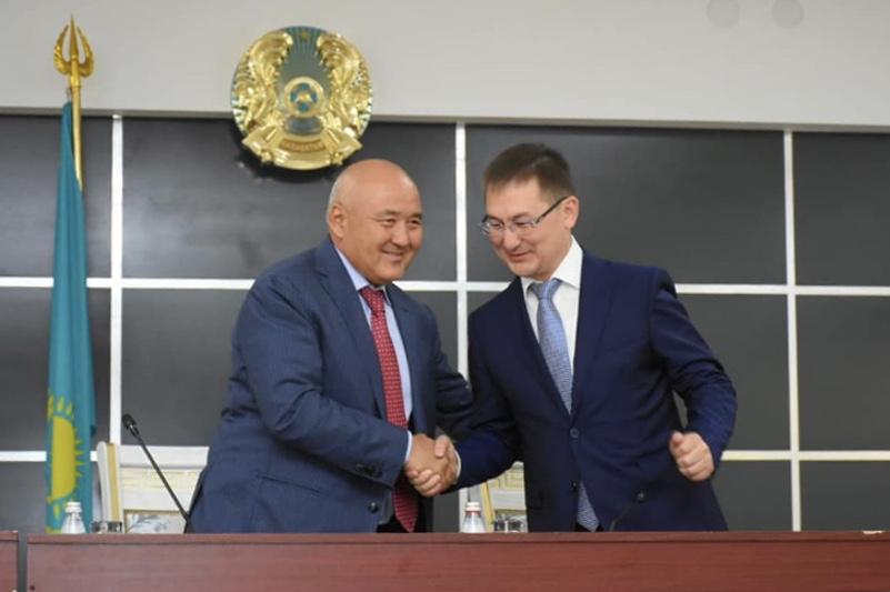 Акимом Туркестана назначен Рашид Аюпов