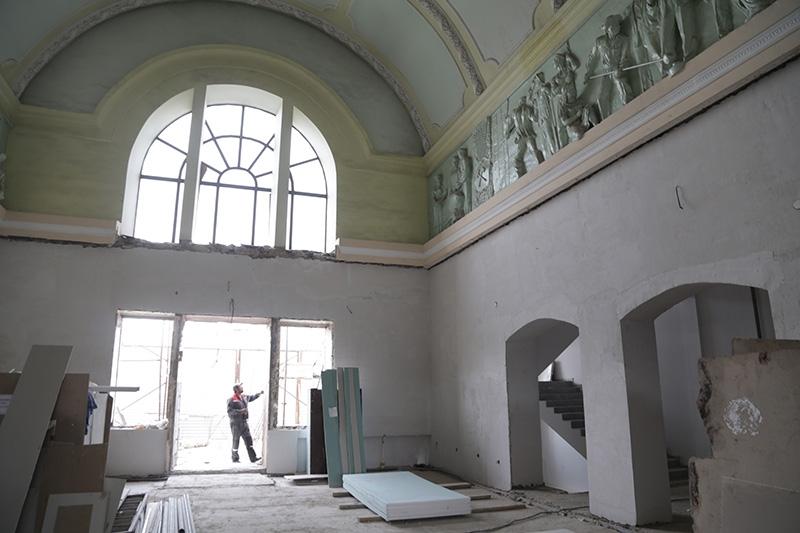 Қарағандының жаңартылған вокзалы жылдың соңында ашылады