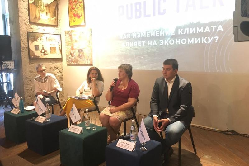 Изменение климата в Казахстане может нанести вред окружающей среде - эксперт