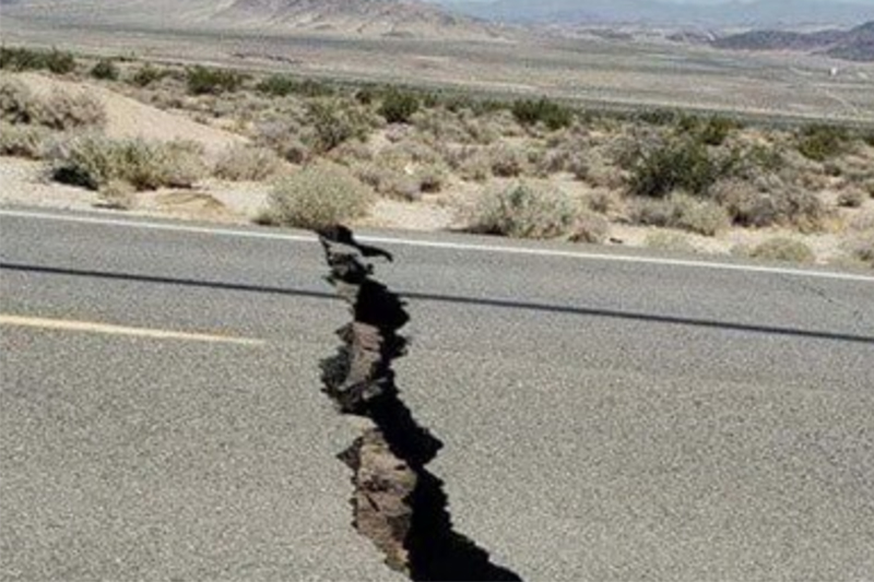 6.4-Magnitude earthquake rocks Southern California
