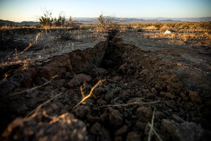 美国加利福尼亚州南部发生7.1级地震