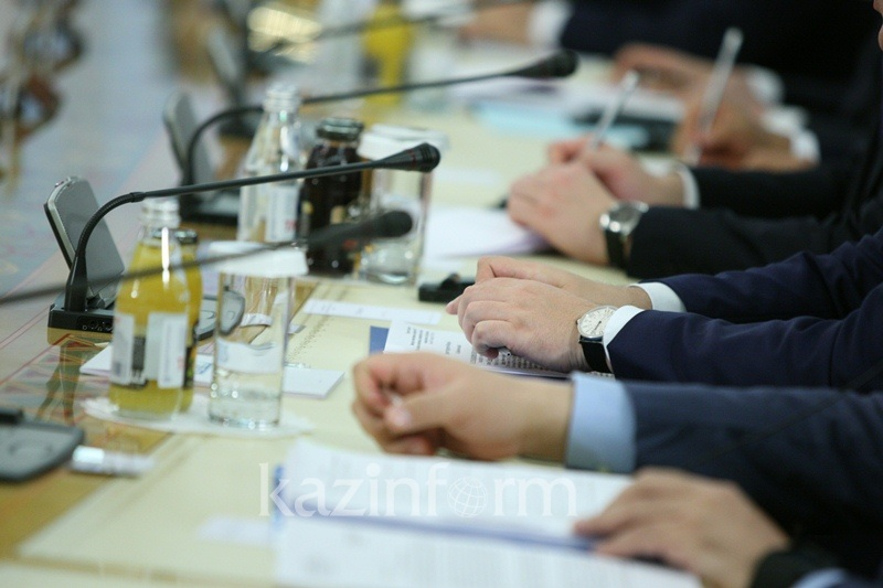 Roundtable to discuss implementing Aarhus Convention principles in Kazakhstan