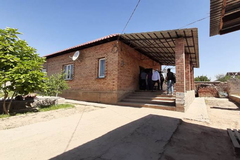 В Арыси завершен ремонт 340 домов