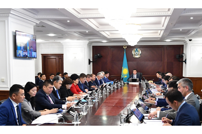 政府总理主持召开吸引投资协调理事会会议