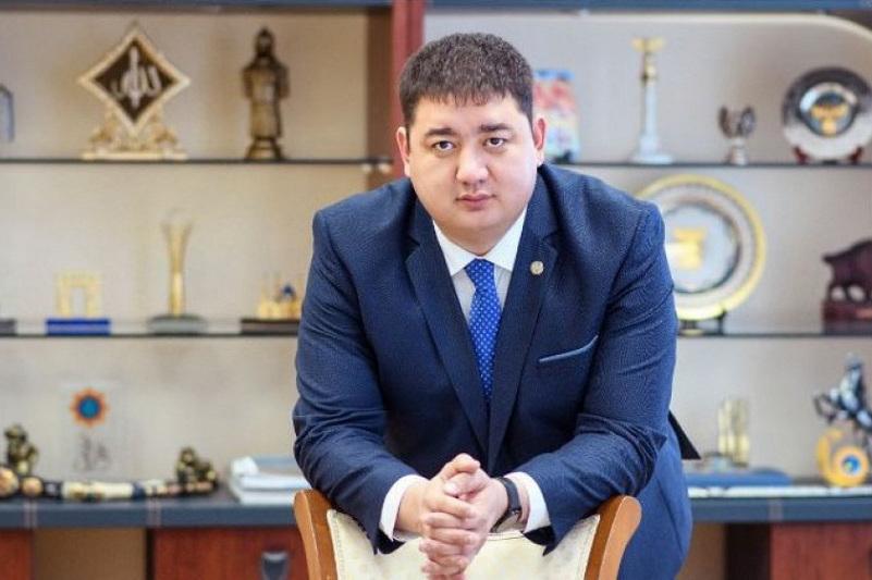 Назначен первый зампредседателя столичного филиала партии Nur Otan