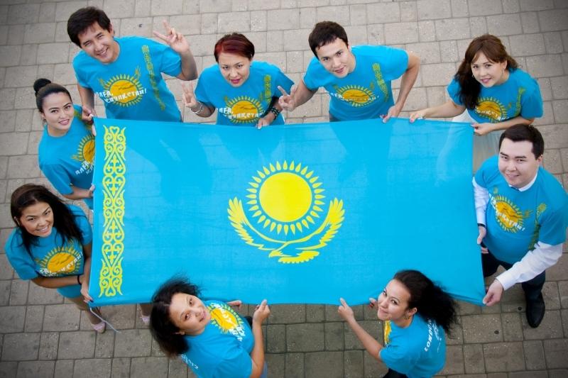 4 млн человек относится  к числу молодежи в Казахстане