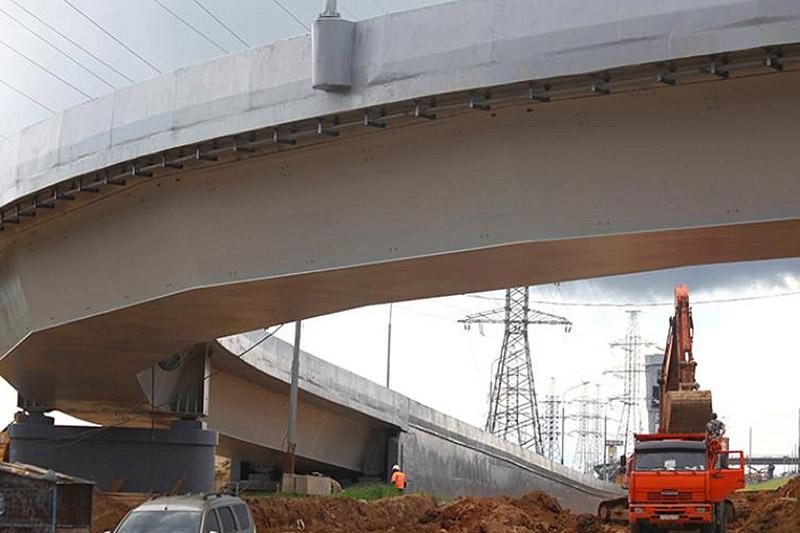 О строительстве развязки на Сейфуллина - Жансугурова рассказал аким Жетысуского района Алматы