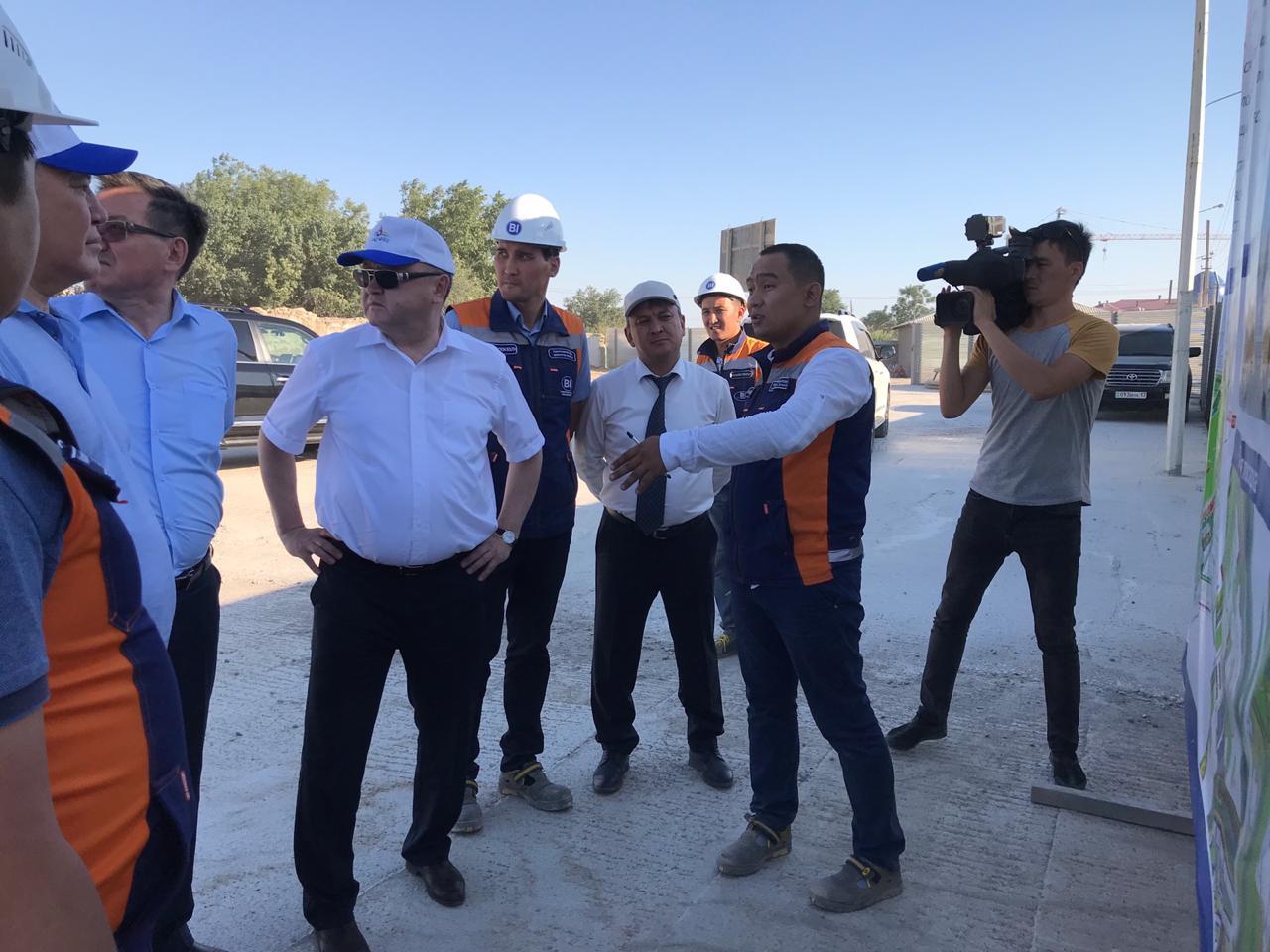 Ақтөбе облысы Түркістанға театр салып береді