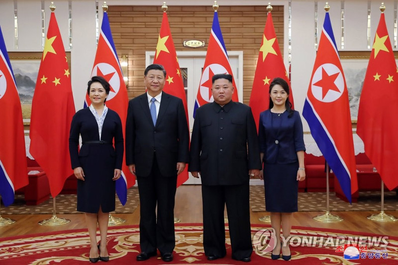 N. Korea's official newspaper highlights 'inseparable' relations with China