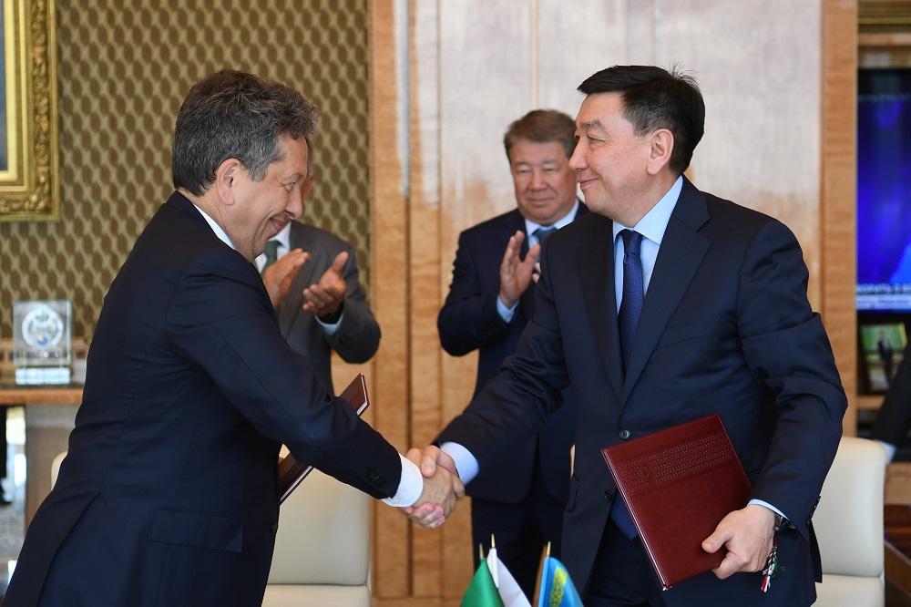 Татарстан мұнай-газ саласында Қазақстанмен байланысты нығайтуға мүдделі