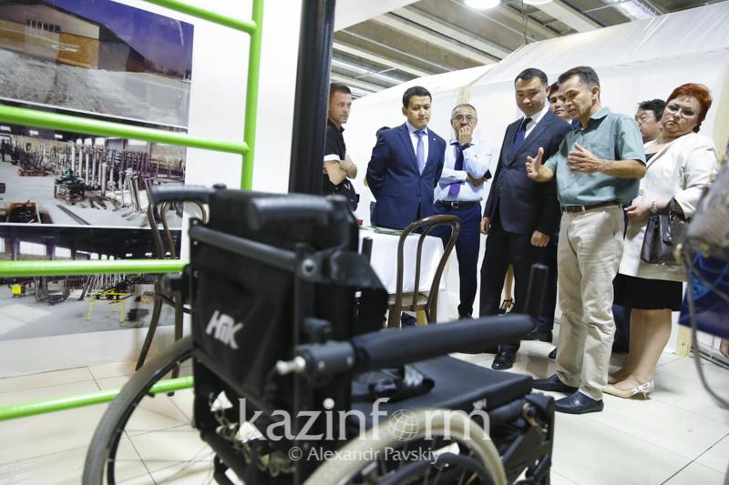 Лучших товаропроизводителей выбирают в Алматы