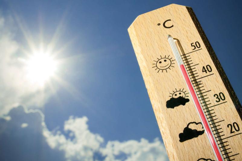 45 градус ыстық: Екі өңірде ескерту жарияланды