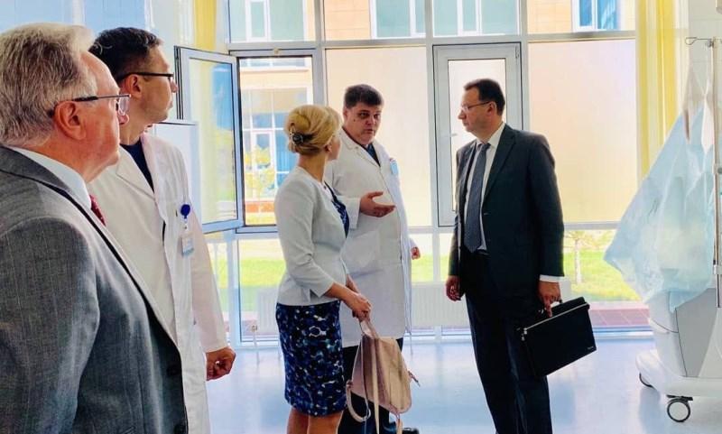 Белорусские врачи перенимают опыт работы столичных медучреждений