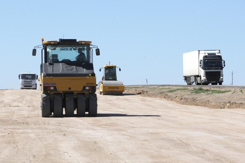 За реконструкцией дороги Караганда - Балхаш будет следить спецштаб