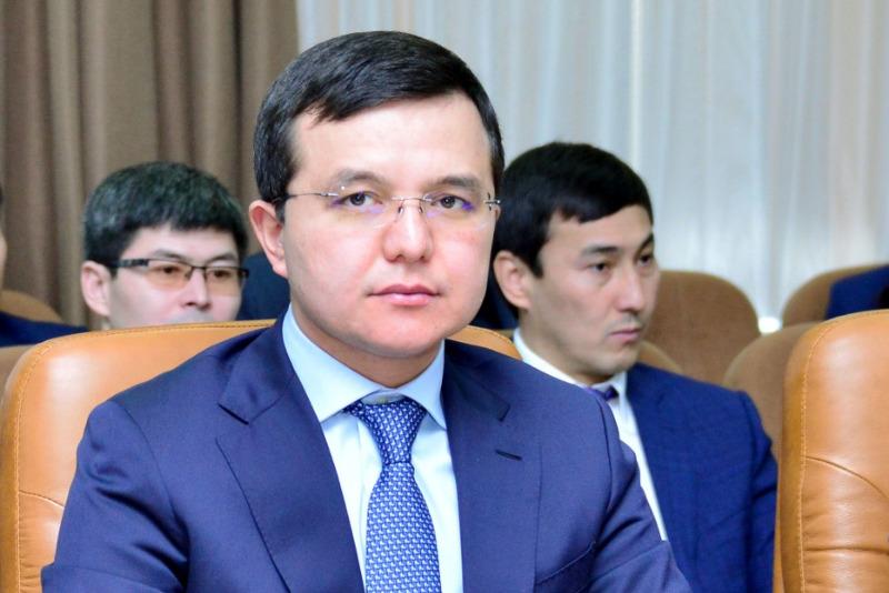 Назначен руководитель управления энергетики и ЖКХ Шымкента