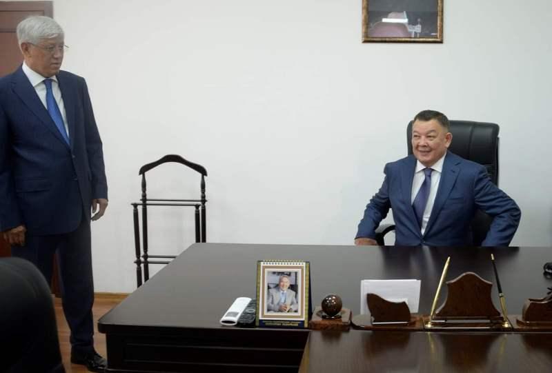 Алматы облысы әкімінің орынбасары тағайындалды