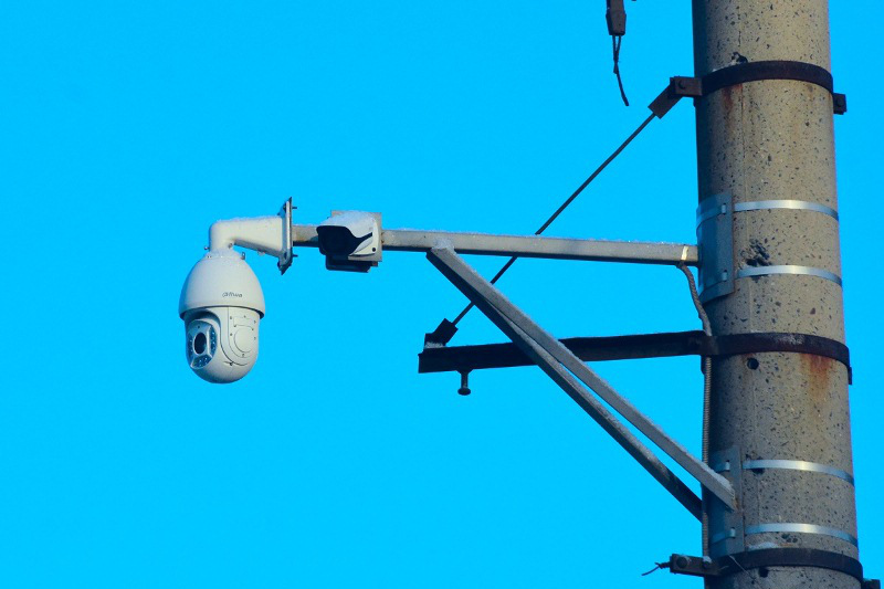 Систему внешнего видеонаблюдения расширили в Северном Казахстане