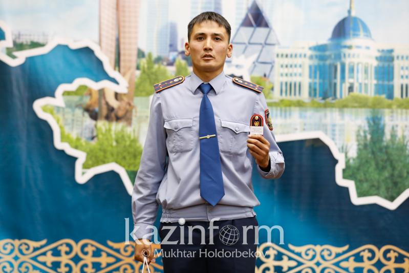 Қазақстанның ең үздік учаскелік инспекторлары анықталды